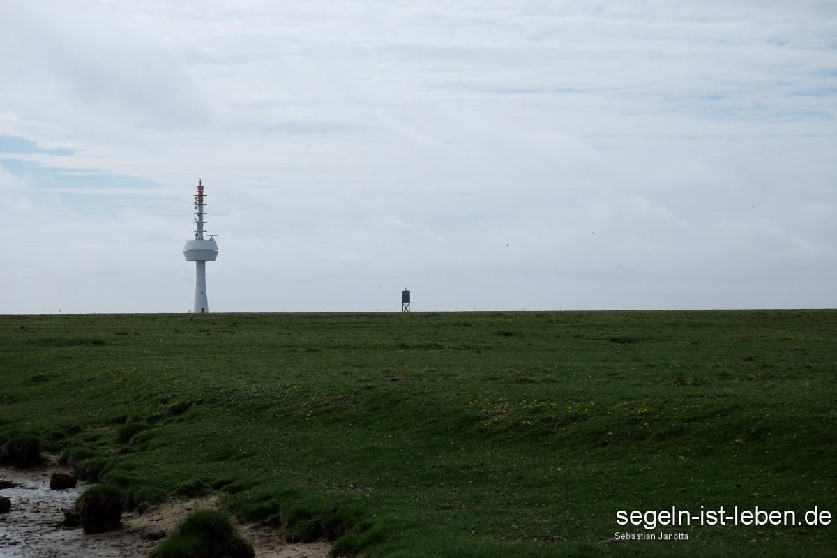 Neuwerk Funkturm Nordvorland