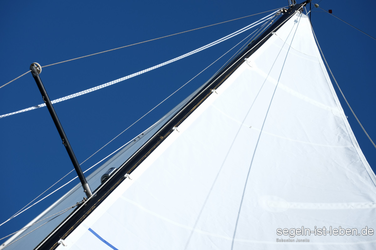 Segel Boot Leisure 22 Vollzeug
