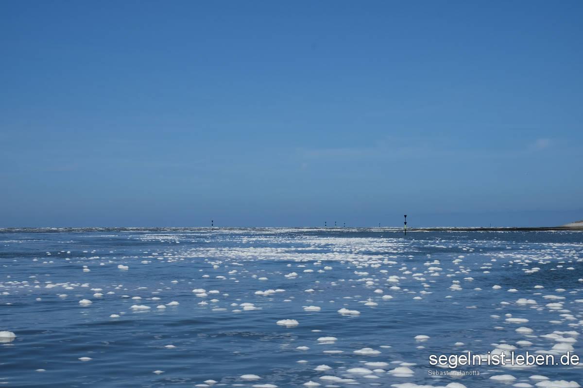 Wattenmeer Norderney Flaute