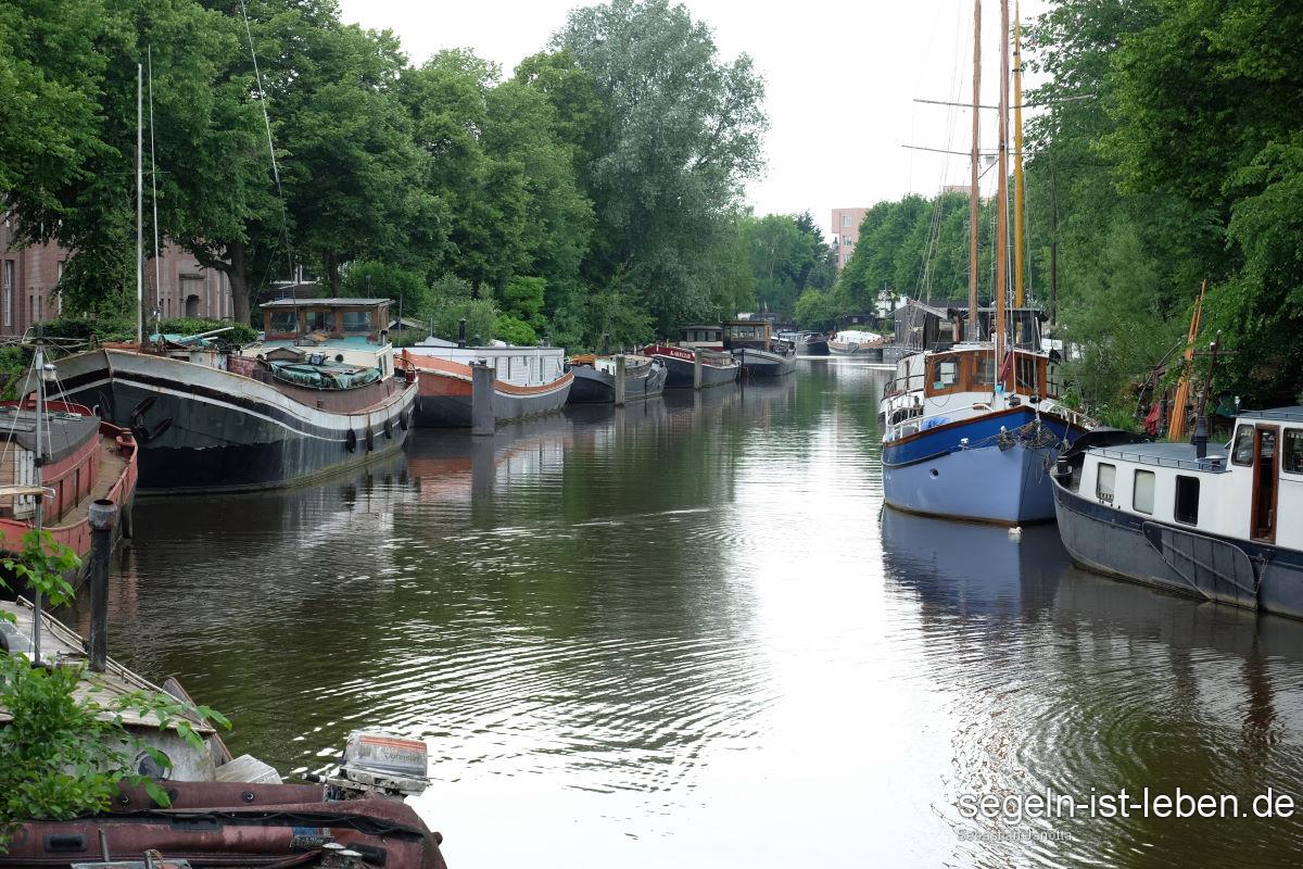 groningen die letzten kanalkilometer segeln ist leben. Black Bedroom Furniture Sets. Home Design Ideas